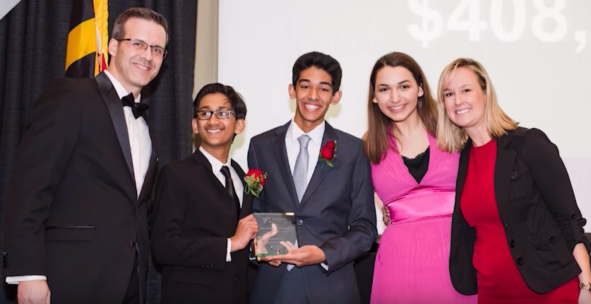 Leukemia and Lymphoma Society's Students of the Year Program