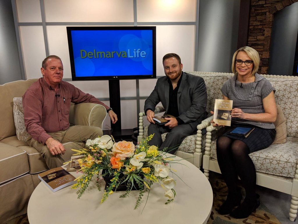 "Author Bud Scott Talks About His Book, ""Dead People From the Attic"""