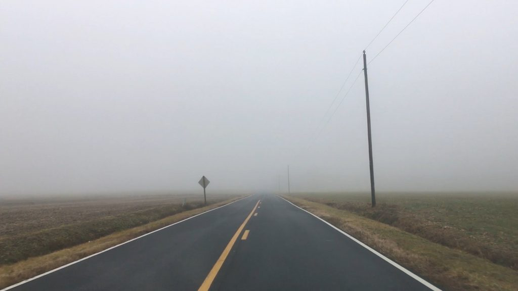 "Travels With Charlie: ""When Obscured By Fog"""