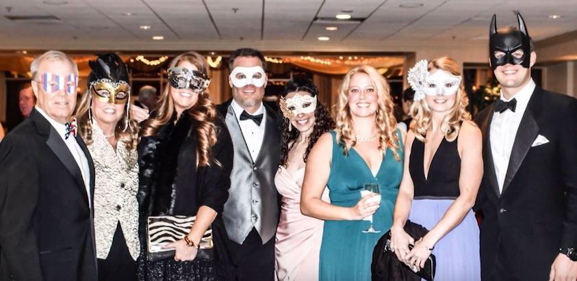 Boys & Girls Club Masquerade Ball, March 9