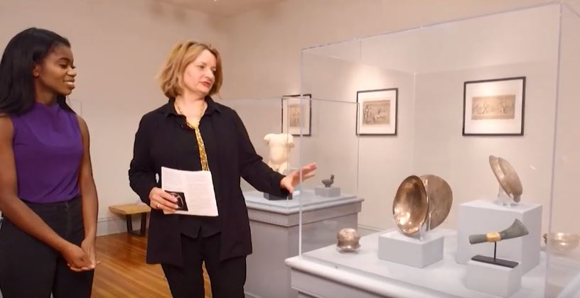 Collections, Exhibits and Workshops at the Academy Art Museum