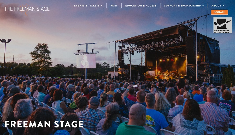 Freeman Stage Announces 2019 Lineup