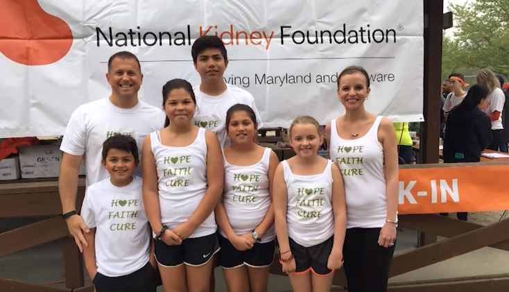 Easton Man in Search of Kidney Donation