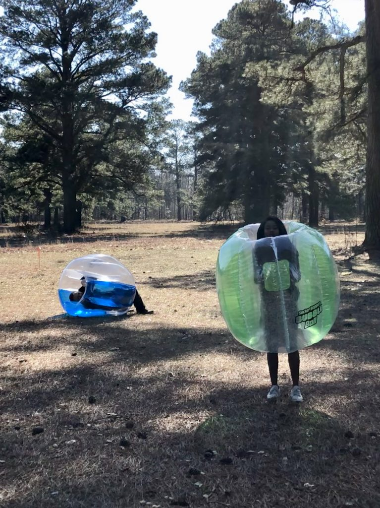 Kickin' It Bubble Ball Tournament and Family Fun Day, March 30