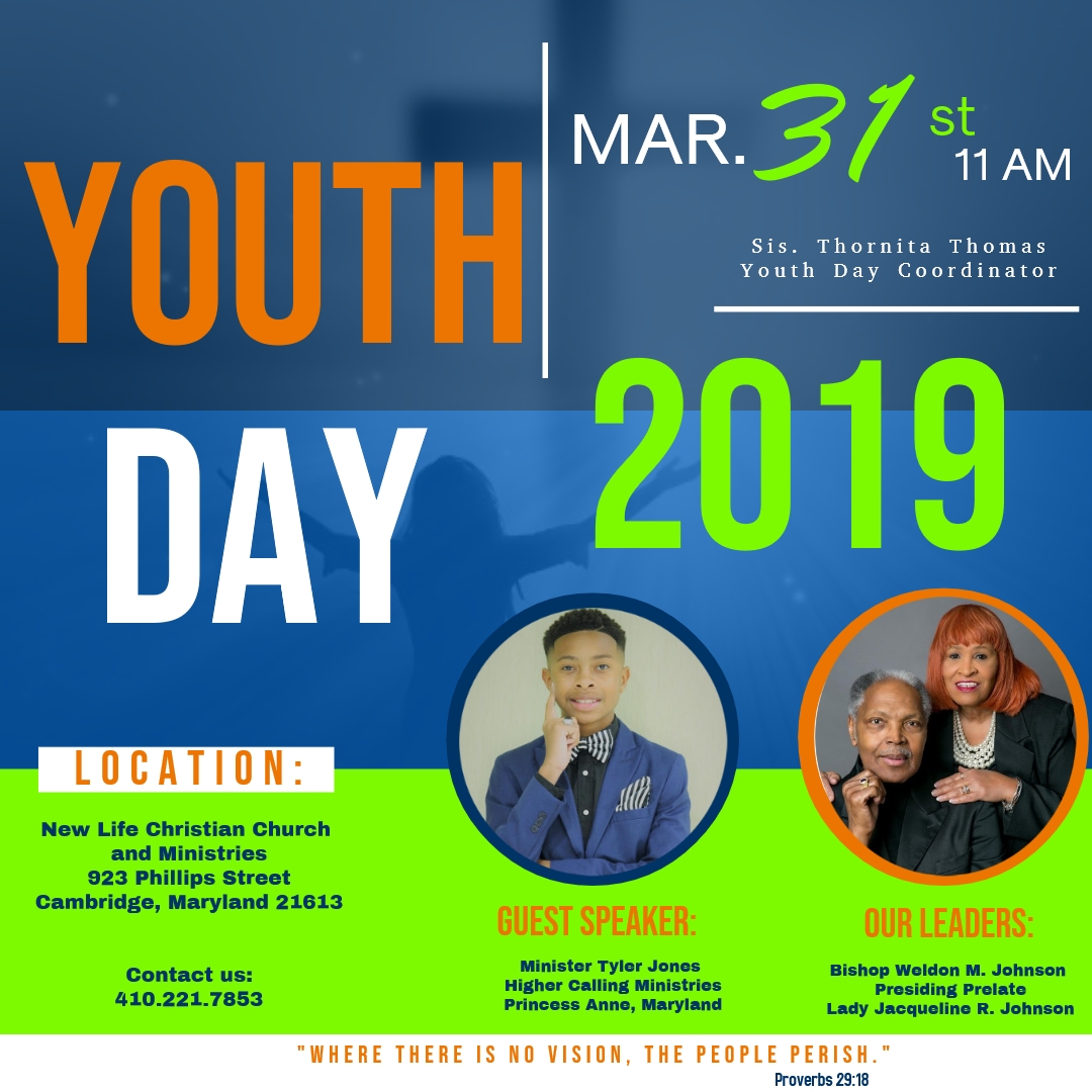 Youth Day 2019