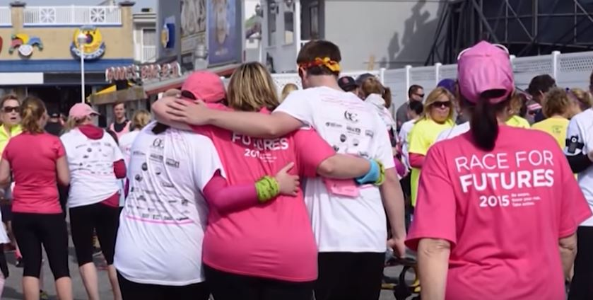 2019 Komen Ocean City More Than Pink Walk, April 13