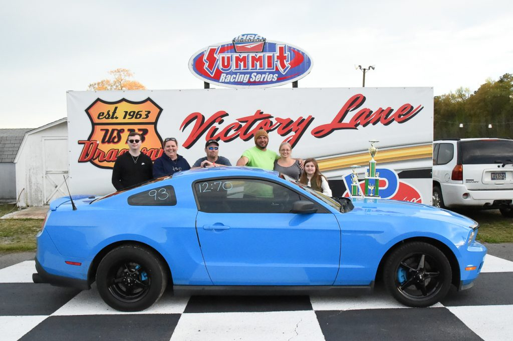 Sales Gets Third Win In A Row On Easter Sunday At U S 13 Dragway