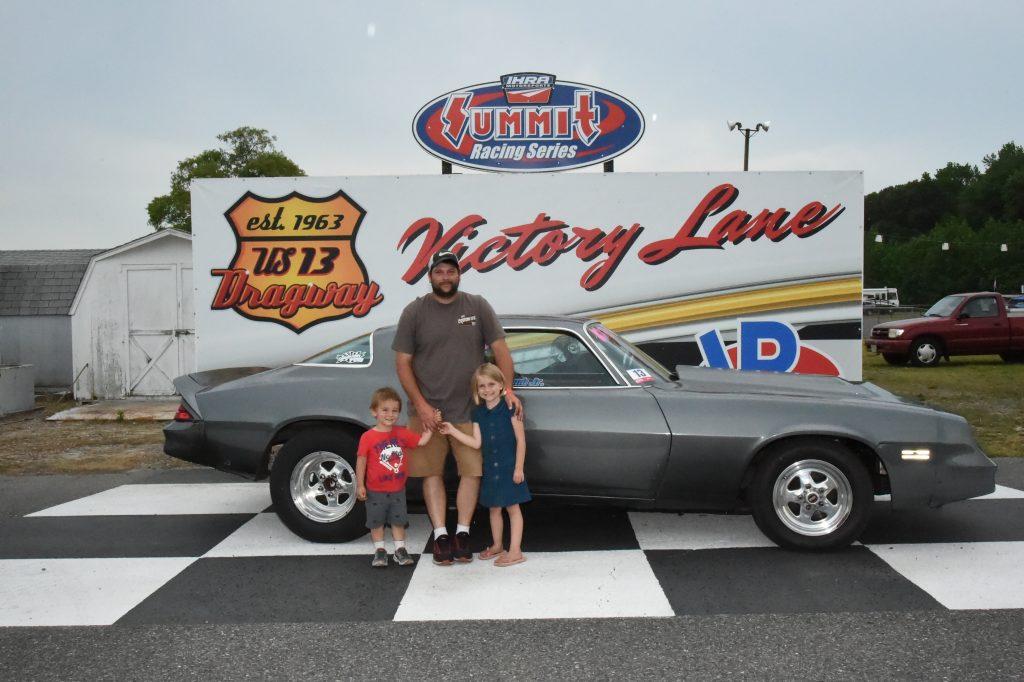 McLamb Takes Street Win at U.S. 13 Dragway