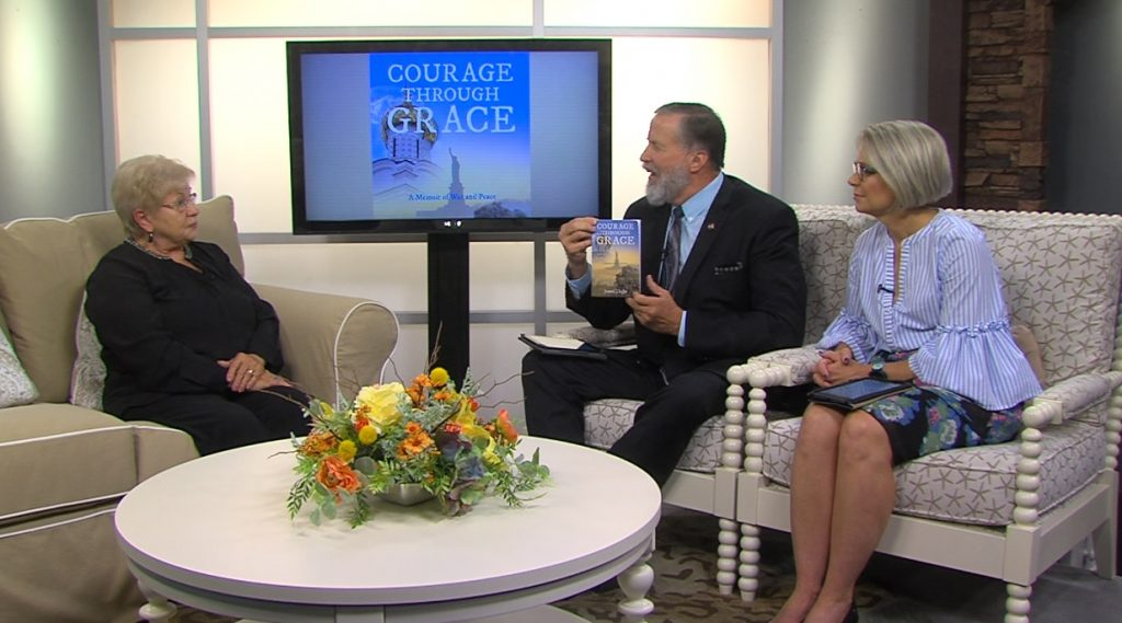 "Author Jennie Liston Talks About Her Book, ""Courage Through Grace"""