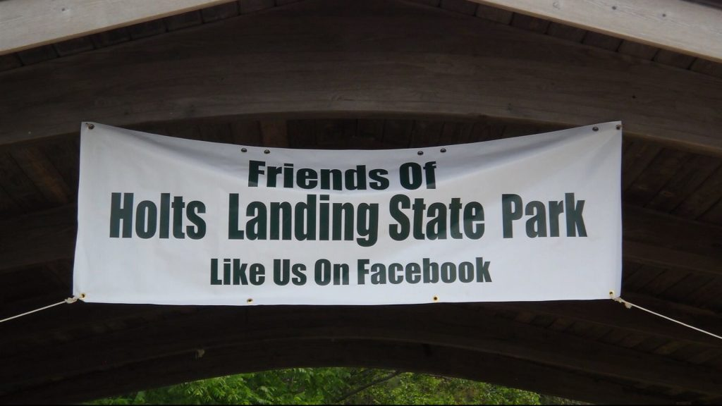 Travels With Charlie: Holt's Landing State Park – Over the Years