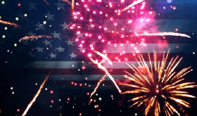 Fourth of July Fireworks on Delmarva 2019