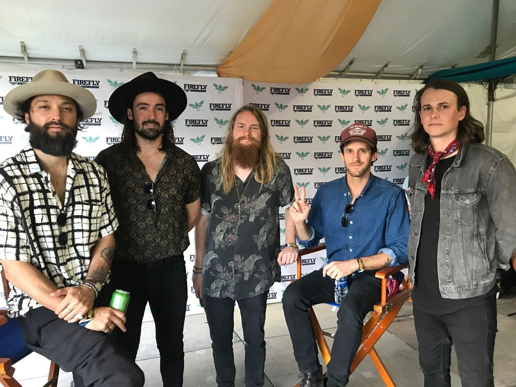 Firefly Music Festival 2019 Band Interviews