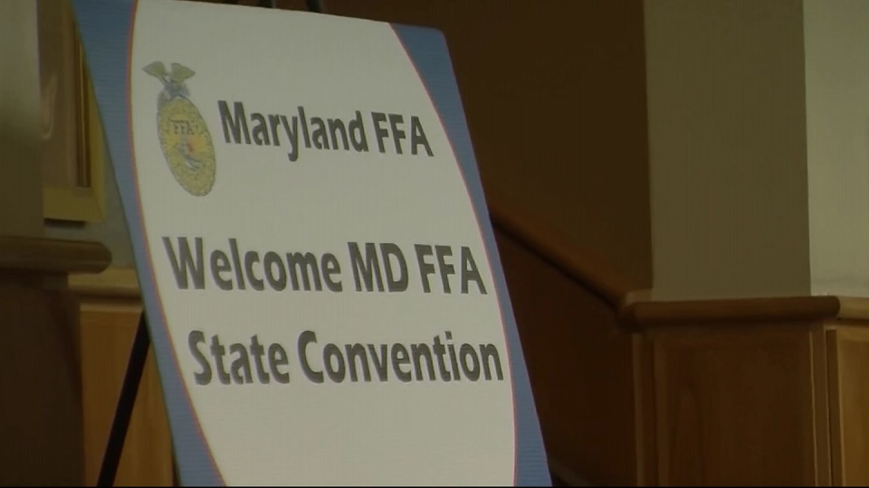 Travels With Charlie: 91st Maryland FFA State Convention