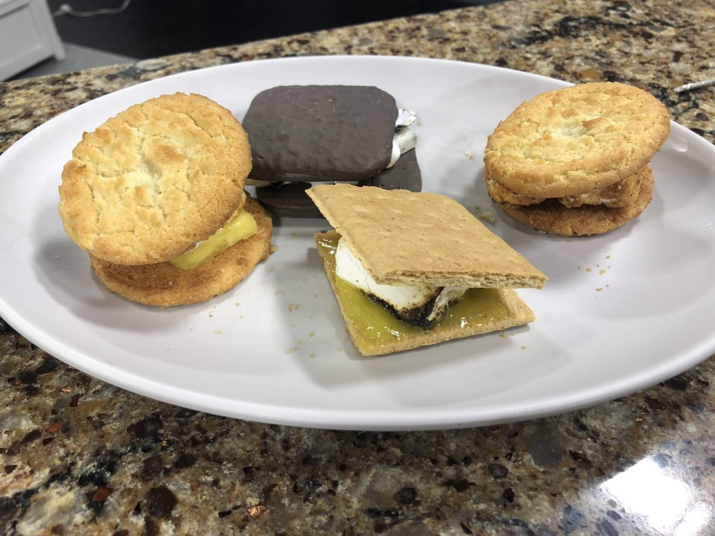 Three Tasty Twists on the Classic S'more with Chef Jill Siena