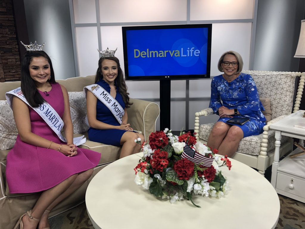 Getting to Know Miss Maryland 2019 and Miss Maryland's Outstanding Teen 2019