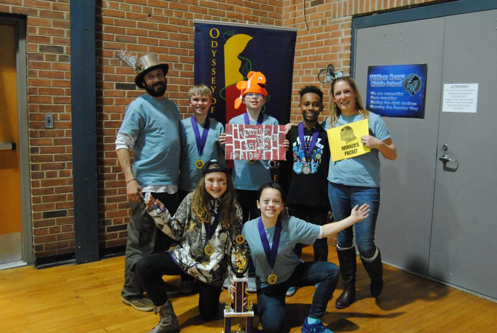 Delaware Odyssey of the Mind