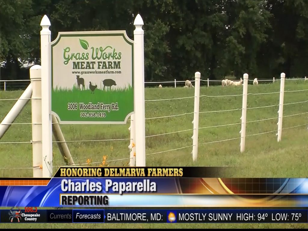 Honoring Delmarva Farmers: Andy Jones