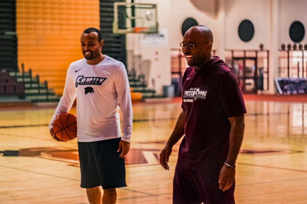 Head of the Hawks: Coach Jason Crafton takes over UMES Men's Basketball