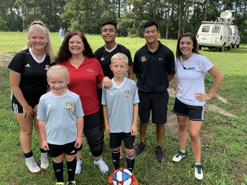 Taking it to the Field – SUSC to Host Free Family Fun Soccer Day