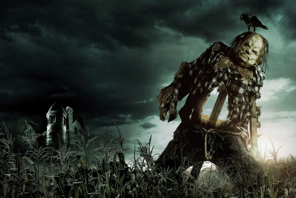 Movie Review – Scary Stories to Tell in the Dark