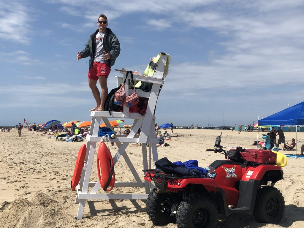 Ocean City Beach Patrol Ready For Summer Season