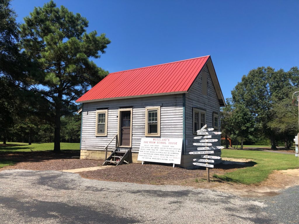 Woodland School House Turned Into Museum