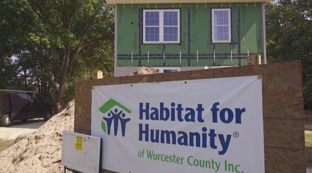 A & A Companies Provide HVAC for Habitat for Humanity Home