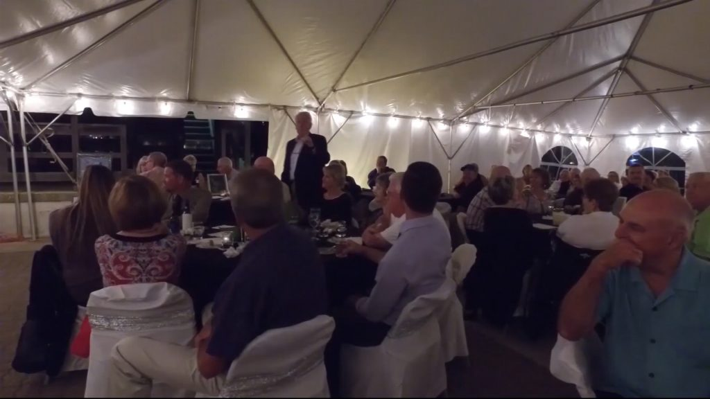 Travels With Charlie: Crisfield Heritage Foundation Dinner