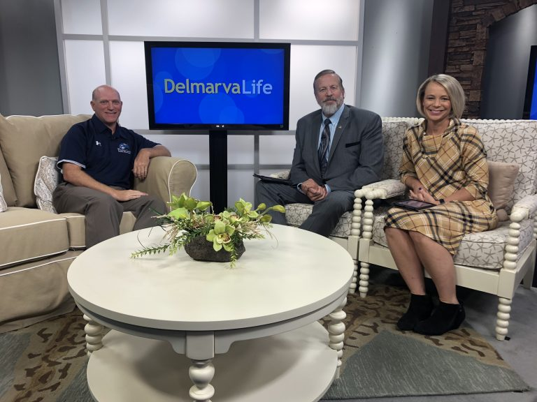 Brian Workman from the Wicomico County Parks & Recreation Talks about the Delmarva Fitness Classic
