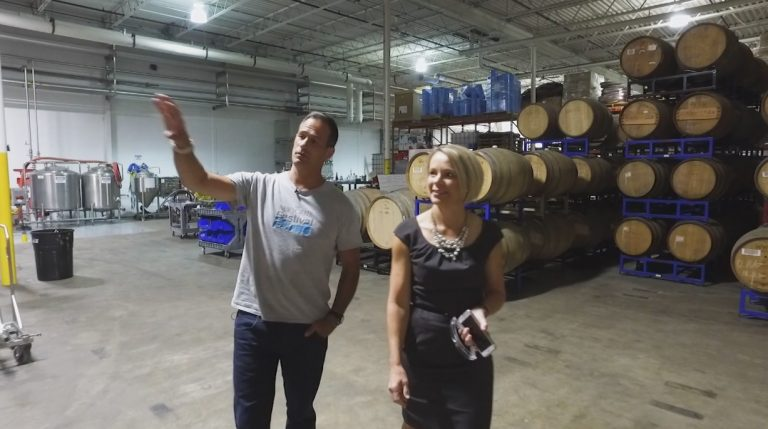 See How A Toy Football Game Became A Piece Of History for Dogfish Head Brewery