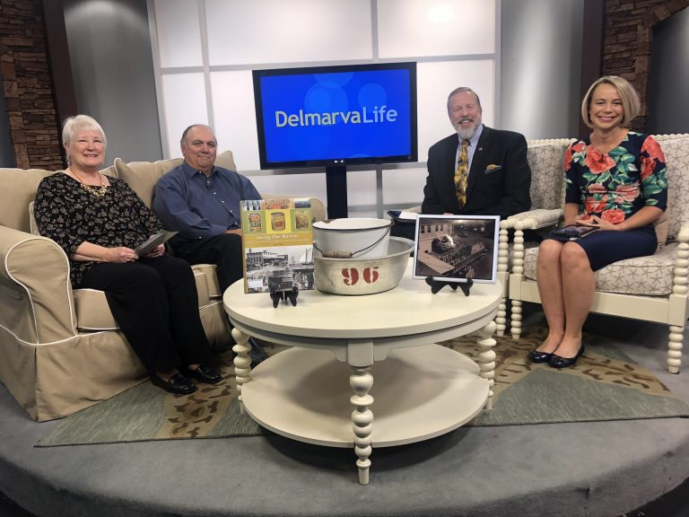 The Federalsburg Historical Society Talks About The Town's Heritage Day On October 19