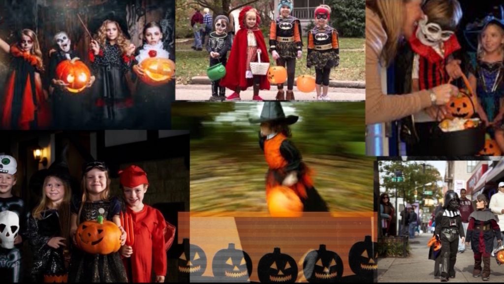 Travels With Charlie: Halloween's a Funny Word
