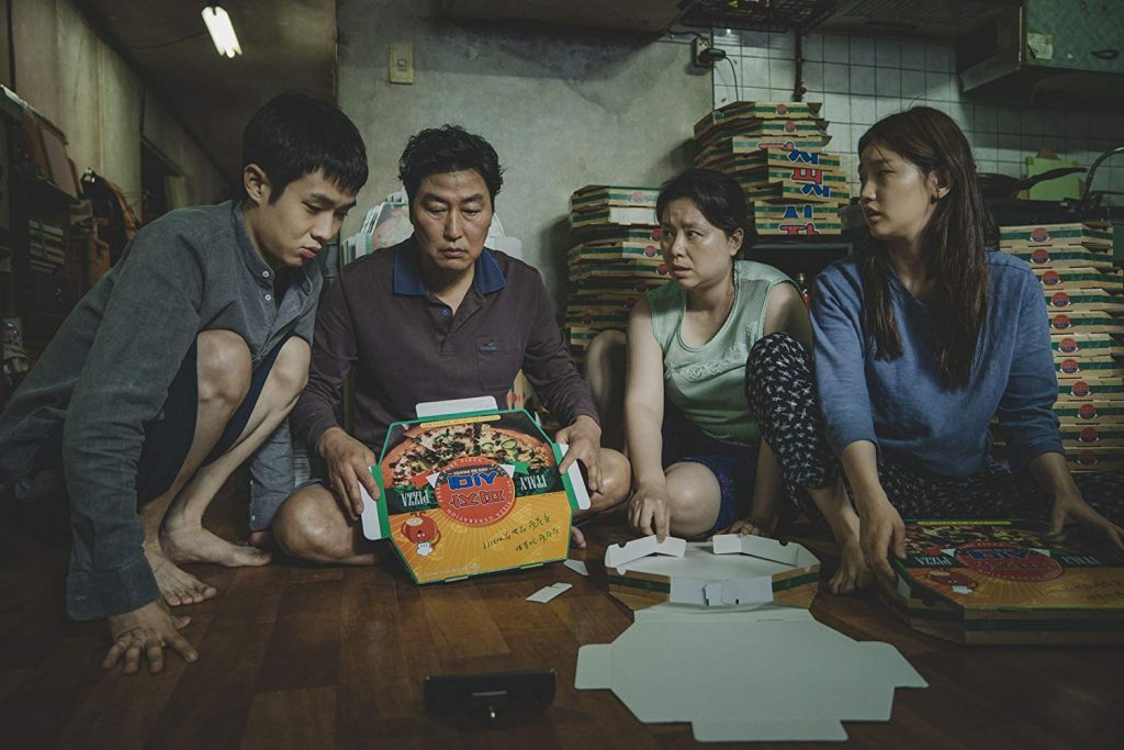 Movie Review – Parasite (2019)