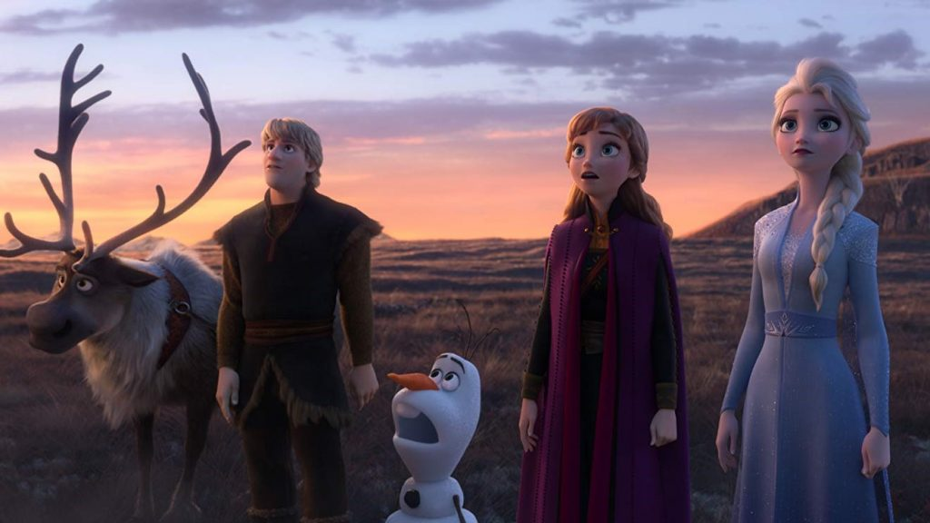 Movie Review – Frozen II