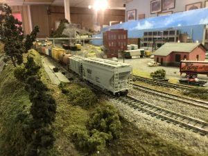 Katie visits The Delmarva Model Railroad Club In Delmar – A Train Lover's Dream