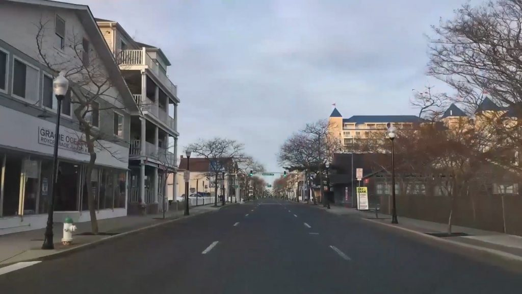 "Travels With Charlie: ""Blissfully Empty Streets of Ocean City"""