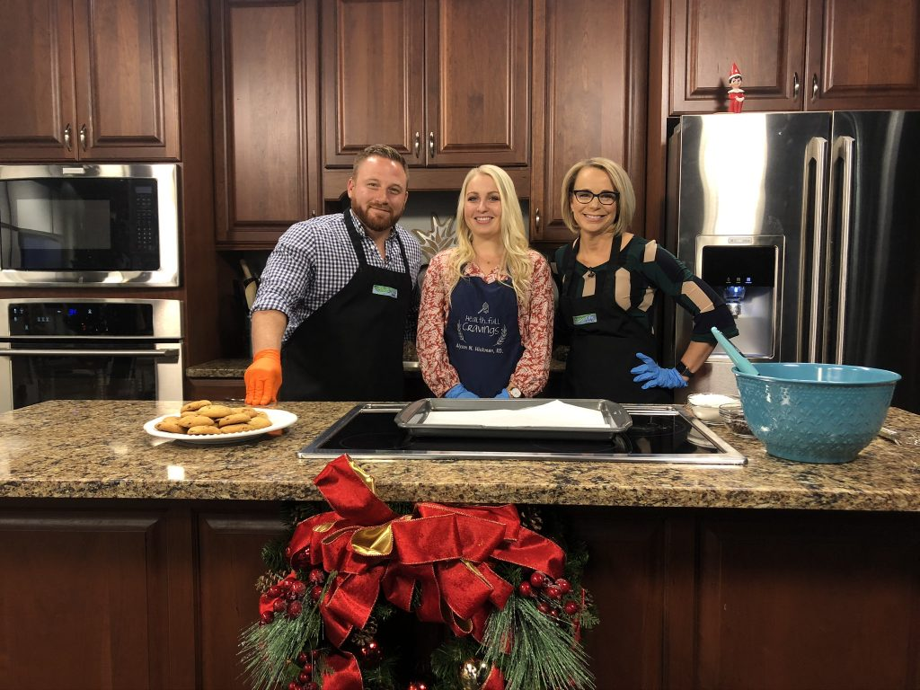 "Alyson Hickman Of ""Healthful Cravings"" Shares Recipes To Make The Holidays Simple"