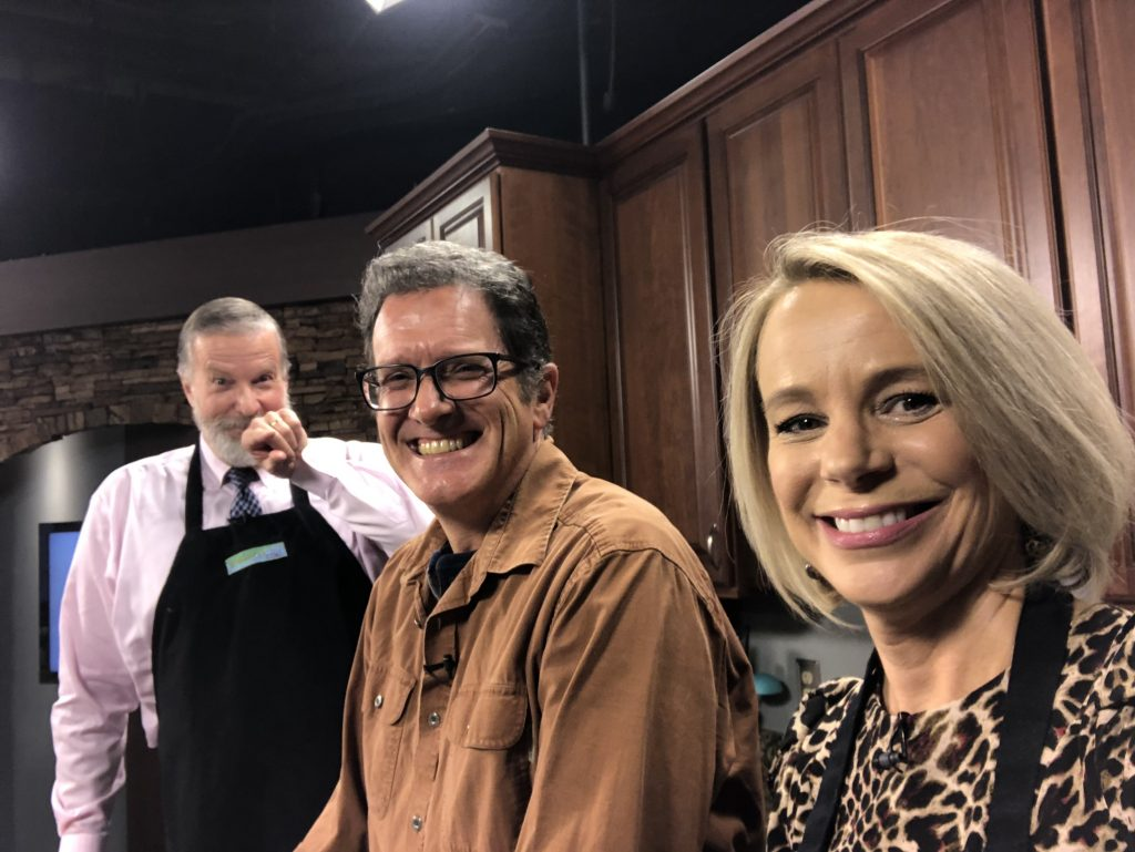 In The Kitchen With Lisa's Husband, Bob Bryant To Make A Family Favorite – Easy Sausage Balls