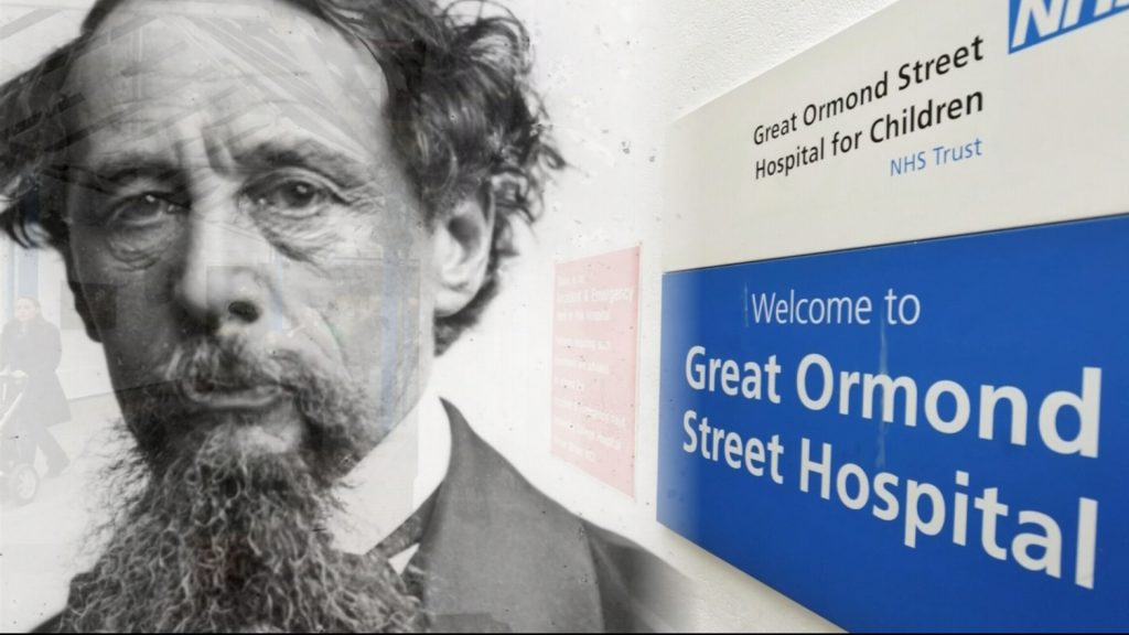 Travels With Charlie: Charles Dickens and the First Children's Hospital