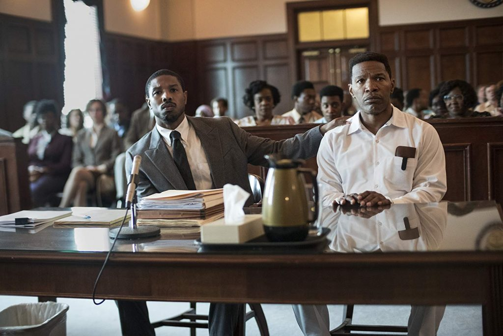 Movie Review – Just Mercy