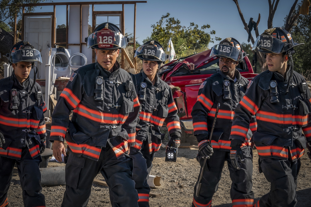 TV Review – 9-1-1: Lone Star