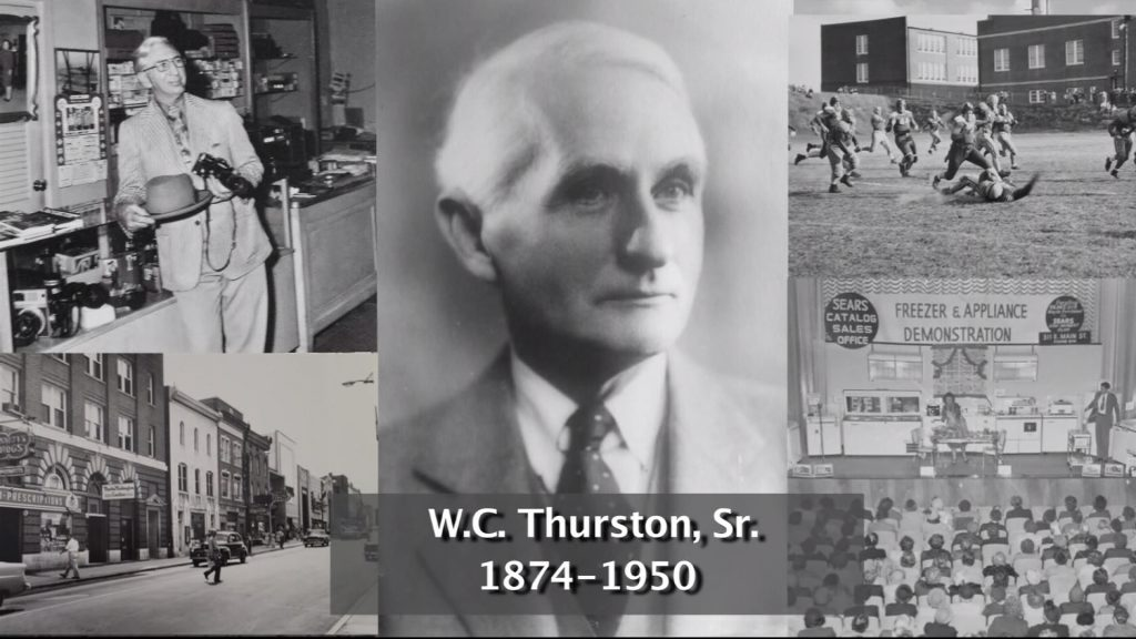 Travels With Charlie: Walter Cundiff Thurston – Redux
