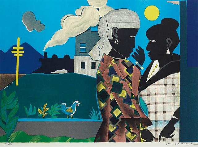 """UMES Art Exhibition Celebrates """"Community"""""""