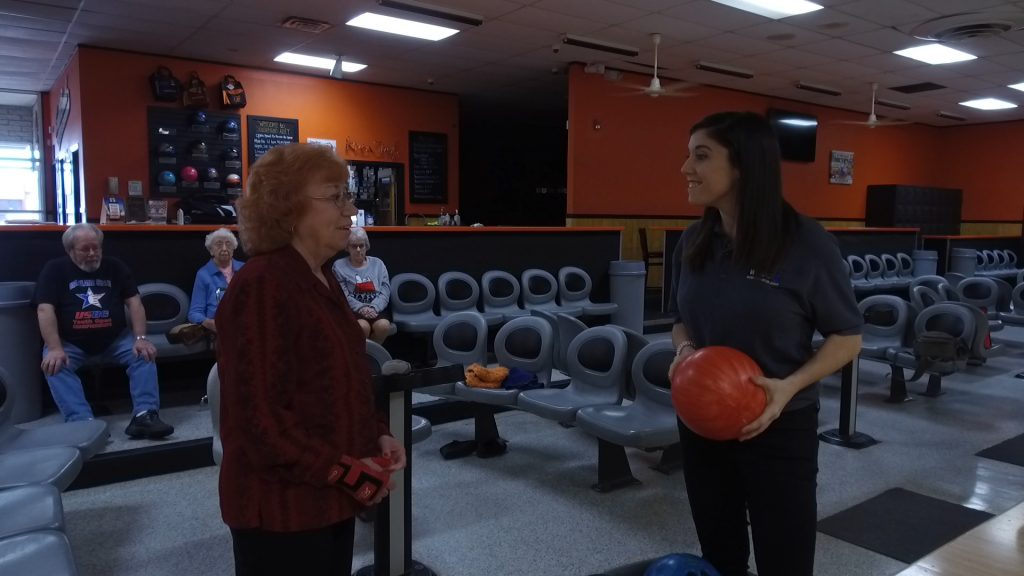 """Passion for the Pins: Meet Hall-of-Fame Bowler Earlene """"Pixie"""" Workman"""