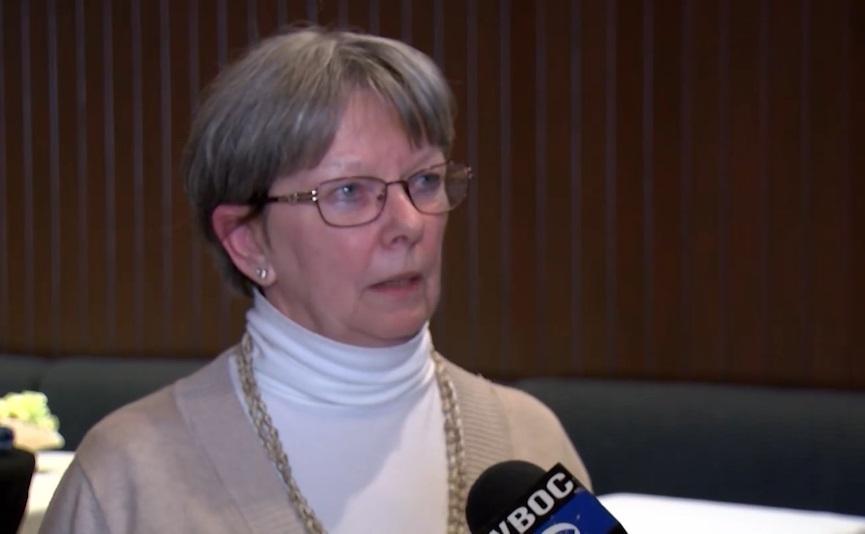 Barbara Entwistle: Sixth of Ten 2020 Jefferson Award Winners
