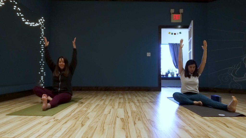 Calming Coronavirus-Related Anxiety with Yoga