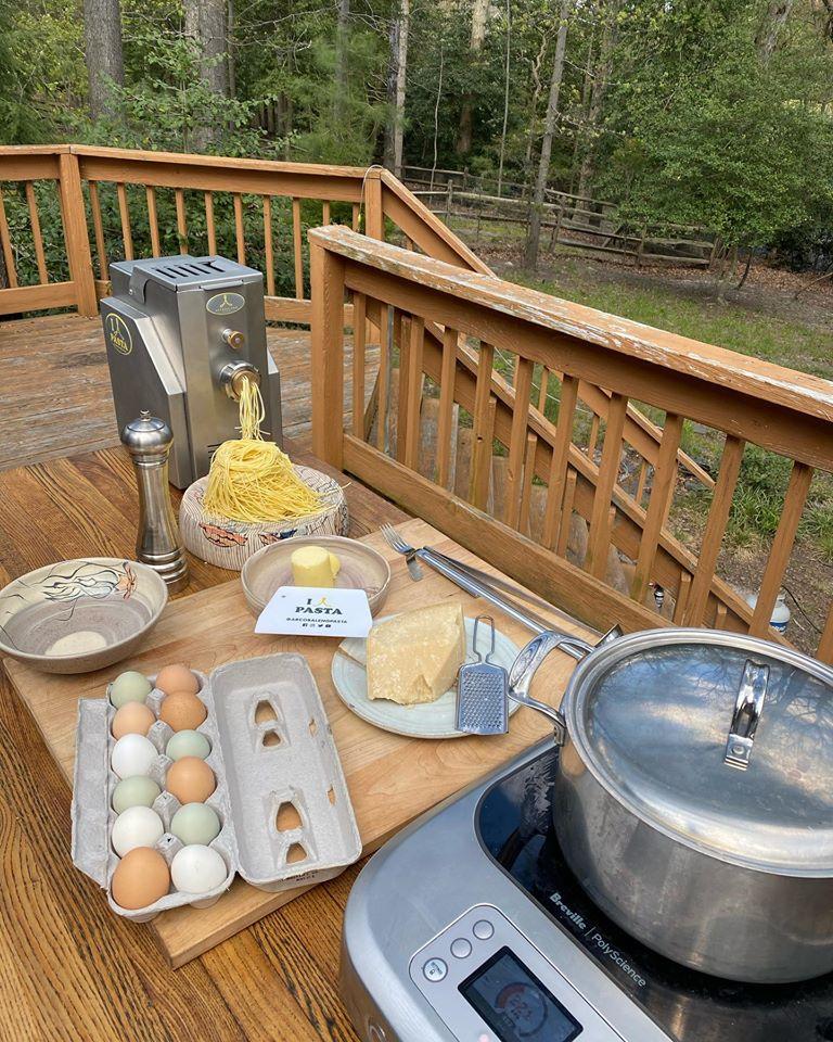 Backyard Cooking with Chef Hari Cameron