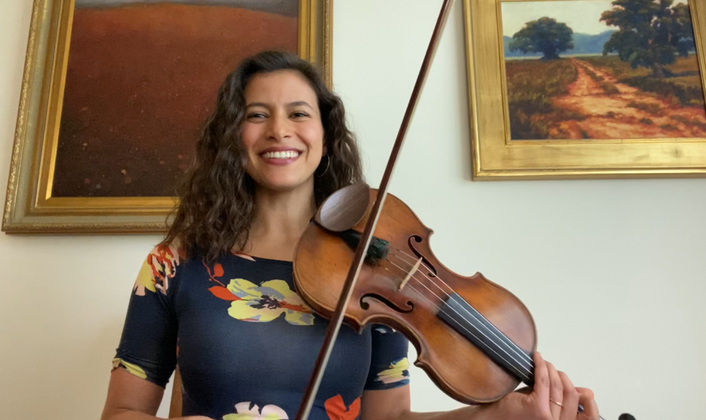 Elena Urioste Discusses Chamber Music By the Sea