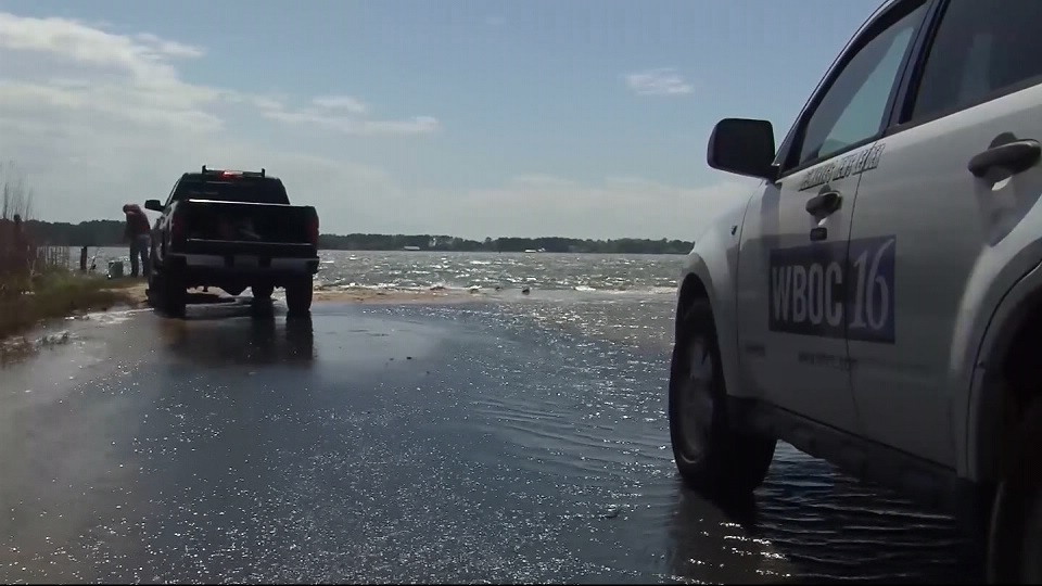 Travels With Charlie: Wicomico River Takes a Bite