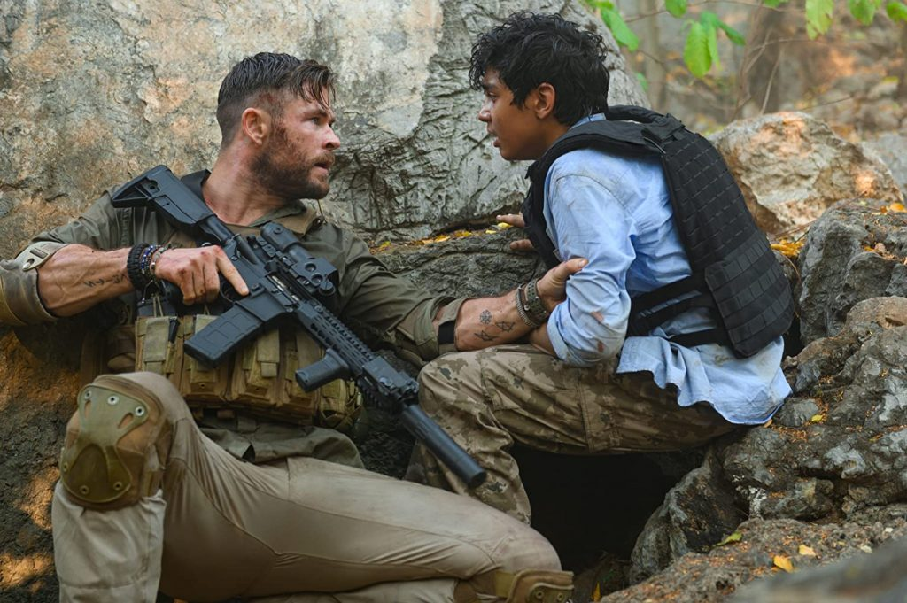 Movie Review – Extraction (2020)